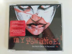 My Chemical Romance I'm Not Okay (I Promise) CD 1