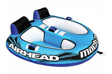 AIRHEAD Mach 2 (AHM2-2) Inflatable Two-Seat Towable