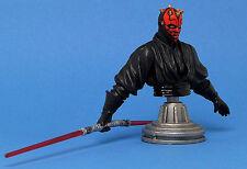Star Wars DARTH MAUL VARIANT series 2 Bust-Ups~Gentle Giant~Vader~Sith~mini-NIB