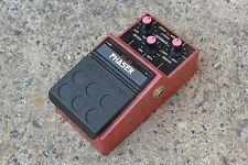 1980's Maxon PT-01 Phase Tone Vintage MIJ Japan Phaser Pedal