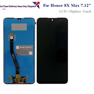 NEW HUAWEI HONOR 8X MAX 7.12'' LCD DISPLAY+TOUCH SCREEN DIGITIZER ASSEMBLY BLACK