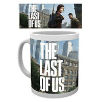 The Last Of Us - Ellie and Joel Mug x 2 BRAND NEW (Set of 2 Mugs)