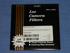 Lee Wratten Filter  100x100  CC 50M