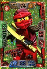 Lego Ninjago™ Series 2 LE1 Legendary Kai Limited Edition Trading Card