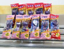 Pez Valentine Purple Hearts 11 Pcs #12