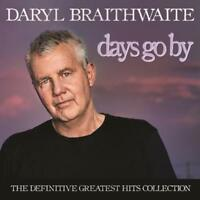DARYL BRAITHWAITE Days Go By The Definitive Greatest Hits Collection 2CD NEW