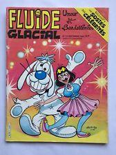 FLUIDE GLACIAL SOSIES ET CELEBRITÉS MAGAZINE N° 111 / GOTLIB / SEPTEMBRE 1985