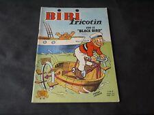 PIERRE LACROIX BIBI FRICOTIN N°16 SUR LE BLACK BIRD 1965 TBE