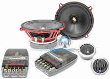 """CL-E51 CDT AUDIO 5.25"""" CLASSIC COMPONENT SPEAKERS MIDS CROSSOVERS TWEETERS NEW"""