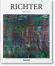 Gerhard Richter (Basic Art) by Honnef  New 9783836575232 Fast Free Shipping..