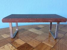 Tisch Couchtisch  Bodo Hennig 70er  Puppenhaus Puppenstube 1:12 dollhouse table