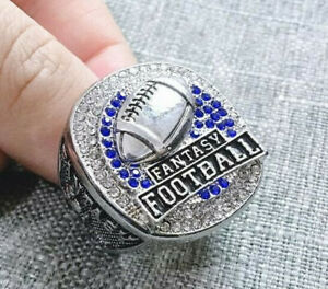 2019 Championship Rings Newest Fantasy Football Champion Ring Cup FREE SHIPPING