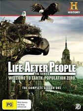 Life After People - The Series : Season 1 (DVD, 2010, 3-Disc Set)