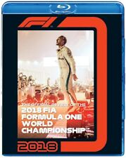 F1 2018 OFFICIAL REVIEW BLU-RAY. FORMULA ONE 2018. DUKE 6068BD