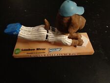 PROMOTIONAL LUMBEE RIVER NC FAYETTEVILLE SWAMP DOGS FUN-GO BOBBLEHEAD MASCOT #08