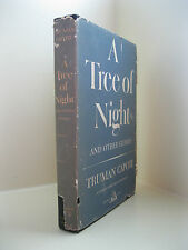 A Tree of Night - Truman Capote, First Edition, New York, Random House, 1949