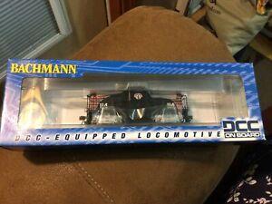 HO BACHMANN 62206 GE 44 TON SWITCHER BOSTON & MAINE (Minuteman) #114 DCC NEW