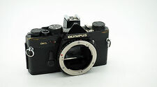 OLYMPUS OM2N 35mm Film Camera Body Black K3(929786)