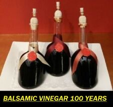 BALSAMIC VINEGAR OF MODENA ITALY 100 YEARS -  750 ml. BEST FOOD ITALIAN