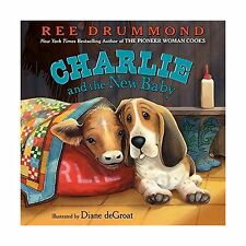 Charlie and the New Baby (Charlie the Ranch Dog) Free Shipping