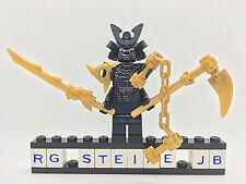 Lego® Ninjago™ Lord Garmadon™ 4 Arme Feuer Eis Lloyd goldene Waffen NEU njo382