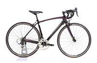 2013 Specialized Amira Sport Women's Carbon Road Bike 2 x 10 105 DT Swiss 54 cm