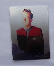 Star Trek Voyager Heroes & Villains metal card number BG4