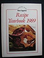 Recipe Yearbook 1989 [Hardcover] [Jan 01, 1989] N/A