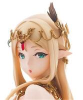 Elves Lily Rerium Roin Statue Model Toy Action PVC Ver Anime Figur Figuren NB