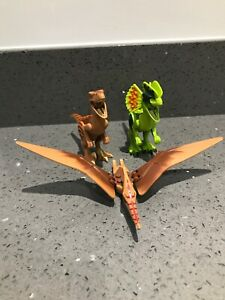 lego jurassic world dinosaurs