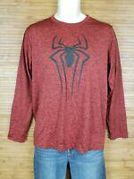 The Amazing Spider-Man 2 Graphic T-Shirt Mens Size Medium M EUC