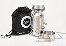 Ghillie Kettle/Storm Kettle 1.0L Explorer Full KIt Alum