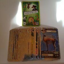 D16 cards Delhaize STAR Les heros de notre planete/Helden van onze planeet
