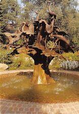 BG12550 brunnenkunst im vogelpark walsrode  germany