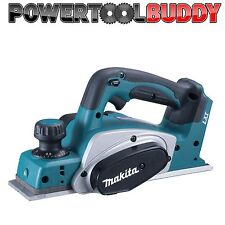 Makita DKP180Z 18volt Li-ion Cordless LXT 82mm Planer Body Only