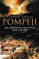 ALBERTO ANGELA Pompeji : Die grösste Tragödie der Antike 2013 HC Book