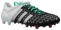 Adidas ACE 15.1 FG AG Herren Fußballschuhe AF5087 schwarz Gr. 39 1/3 40 2/3 NEU