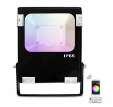 GLEDOPTO Zigbee LED Flood Light Outdoor Work Light Dimmable Smart RGB CCT 10w