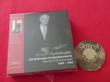 SEALED 8 CD BOX FURTWANGLER 1949 - 1954 Wiener Philharmoniker 2004 Germany