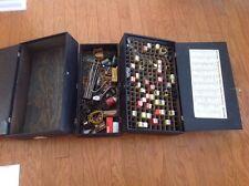Vintage Sylvania Repair Man Service Vacuum Tube Radio Case Box Carry Electronic