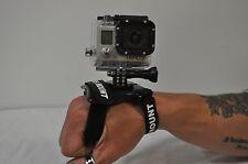 Versa Mount GoPro Camera Hand Palm Wrist Glove Mount Swivel Kiteboard Kitesurf