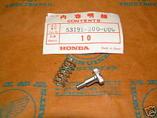 Honda CB 500 550 750 Four Screw Spring Twist Grip Throttle Cable
