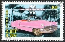 1962 CADILLAC '62 CAR STAMP (2000 France)