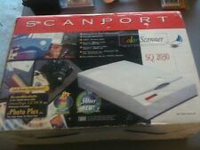 ScanPort SQ 2030 Flatbed Scanner