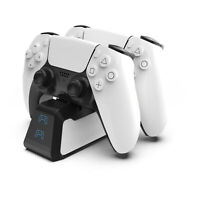 PS5 Dual Charging Dock Station For Sony PlayStation 5 Controller Accessories
