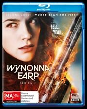 Wynonna Earp - Season 2 Blu-Ray [Region B] New/Sealed