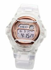 NEW CASIO Watch BABY-G BG-169G-7B Clear color Women's in Box genuine from JAPAN