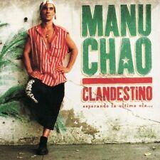 Manu Chao-Clandestino (2xlp+cd) 2 VINYL LP NEUF