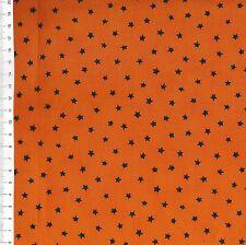"(€ 16,00/m) Patchworkstoff - "" Happy H""owl"" -o- ween  ""  - 25 x 110cm"