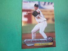 Zack Greinke - 2003 Carolina League Prospect set